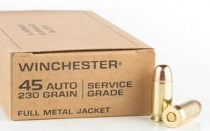 winchester 45 ammo
